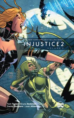 Injustice 2 Vol. 2 - Taylor, Tom