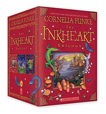 Inkheart Trilogy Boxset - Scholastic Inc