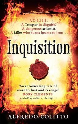 Inquisition - Colitto, Alfredo