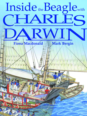 Inside the Beagle with Charles Darwin - MacDonald, Fiona