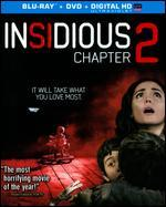 Insidious Chapter 2 [2 Discs] [Includes Digital Copy] [Blu-ray/DVD]
