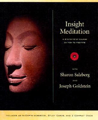 Insight Meditation Kit - Salzberg, Sharon, and Goldstein, Joseph