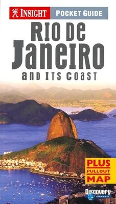 Insight Pocket Guide Rio de Janeiro and Its Coast - Wynne-Jones, Liz