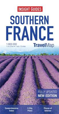 Insight Travel Maps: Southern France - Aa VV