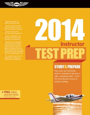 Instructor Test Prep: Study & Prepare - ASA Test Prep Board (Creator)