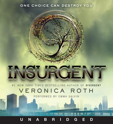 Insurgent CD: Insurgent CD - Roth, Veronica, and Galvin, Emma (Read by)