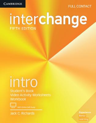 Interchange Intro Full Contact with Online Self-Study - Richards, Jack C.