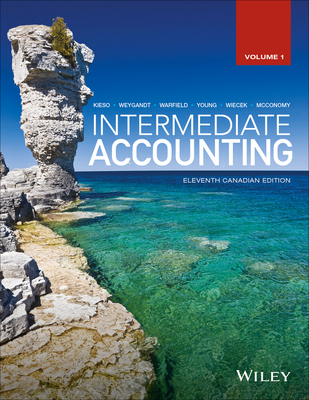 Intermediate Accounting, Volume 1 - Kieso, Donald E., and Weygandt, Jerry J., and Warfield, Terry D.