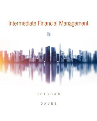 9781337395083 intermediate financial management eugene f brigham intermediate financial management brigham eugene f and daves phillip r ph fandeluxe Image collections