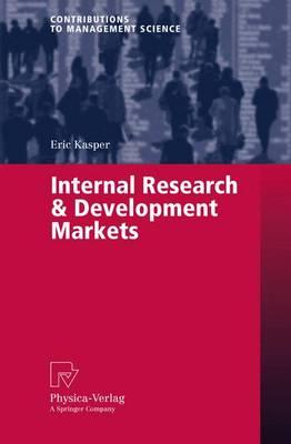 Internal Research & Development Markets - Kasper, Eric