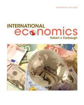 International Economics - Carbaugh, Robert
