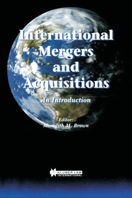 International Mergers and Acquisitions - Brown, Meredith M