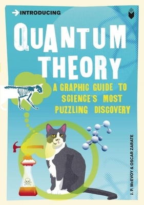 Introducing Quantum Theory: A Graphic Guide - McEvoy, J P