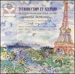 Introduction et Allegro: Musique Fran�aise pour Harpe