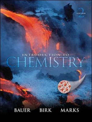 Introduction to Chemistry: A Conceptual Approach - Bauer, Richard C, and Birk, James P, and Marks, Pamela S