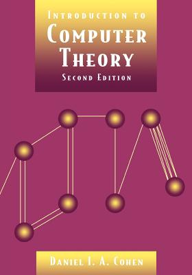Introduction To Computer Theory Pdf