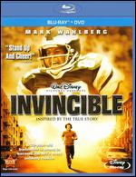 Invincible [Blu-Ray/DVD] - Ericson Core