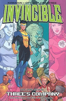 Invincible, Volume 7: Three's Company - Kirkman, Robert, and Walker, Cory, and Ottley, Ryan (Illustrator)