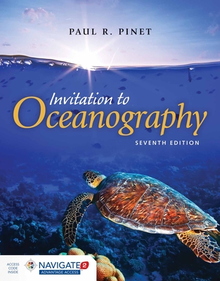 Invitation to Oceanography - Pinet, Paul R