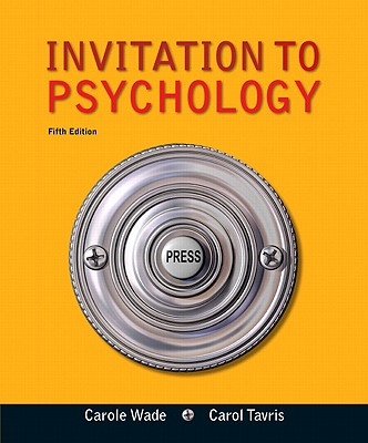 Invitation To Psychology 5Th Edition as awesome invitations layout