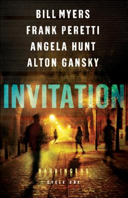 Invitation - Peretti, Frank, and Hunt, Angela, Dr., and Myers, Bill