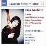 Irina Kulikova: Guitar Recital