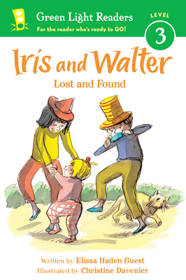 Iris and Walter: Lost and Found - Guest, Elissa Haden