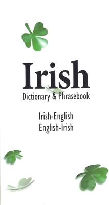 Irish-English English-Irish Dictionary & Phrasebook - Mladen, Davidovic