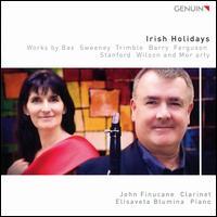 Irish Holidays - Elisaveta Blumina (piano); John Finucane (clarinet)