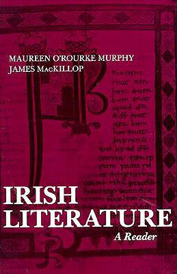 Irish Literature: A Reader -