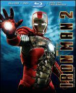Iron Man 2 [3 Discs] [Includes Digital Copy] [Blu-ray/DVD]