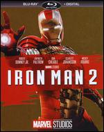 Iron Man 2 [Includes Digital Copy] [Blu-ray] - Jon Favreau