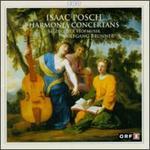 Isaac Posch: Harmonia Concertans
