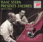 Isaac Stern Presents Encores