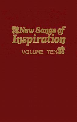 New Songs of Inspiration Volume 10: Shaped-Note Hymnal - Mercer, Elmo (Compiled by)