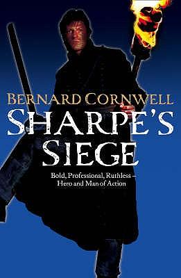 Sharpe's Siege - Cornwell, Bernard