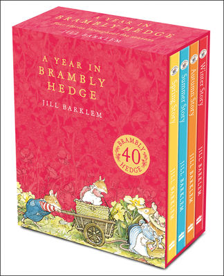 A Year in Brambly Hedge -