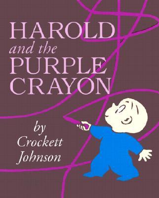Harold and the Purple Crayon -