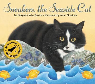 Sneakers, the Seaside Cat - Brown, Margaret Wise