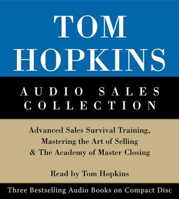 Tom Hopkins Audio Sales Collection: Tom Hopkins Audio Sales Collection - Hopkins, Tom (Read by)