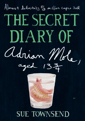 The Secret Diary of Adrian Mole, Aged 13 3/4 - Townsend, Sue