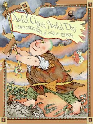 Awful Ogre's Awful Day - Prelutsky, Jack