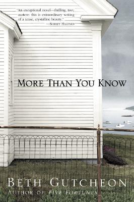 More Than You Know - Gutcheon, Beth