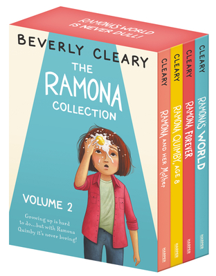 The Ramona Collection, Volume 2 - Cleary, Beverly, and Dockray, Tracy (Illustrator)