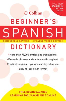 Collins Beginner's Spanish Dictionary - HarperCollins Publishers (Creator)