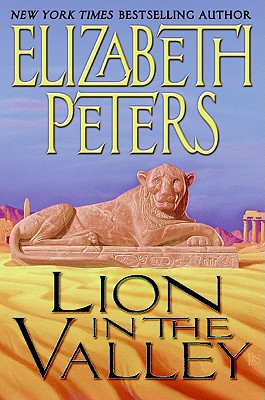 Lion in the Valley - Peters, Elizabeth