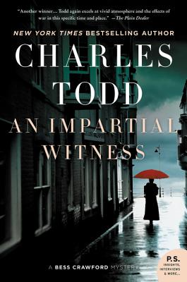 An Impartial Witness - Todd, Charles