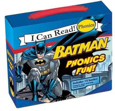 I Can Read! Phonics: Batman Phonics Fun - Rosen, Lucy