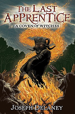 A Coven of Witches - Delaney, Joseph