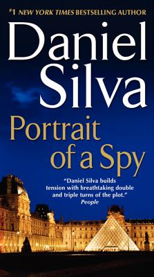 Portrait of a Spy - Silva, Daniel
